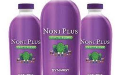 NONI PLUS Minuman Kesehatan Ekstrak Sari Buah Yang Kaya Antioksidan