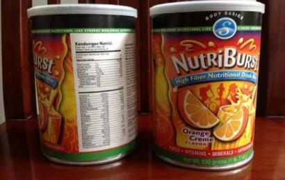 NUTRIBURST Synergy Sebagai Minuman Kesehatan Alami Kaya Manfaat