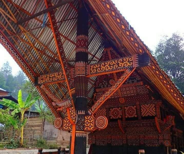 Rumah Adat Mamasa