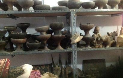 Peralatan Dapur Tadisional  Warisan Budaya Mamasa Yang Tergerus Masa