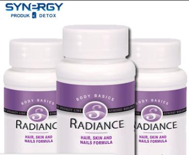 Memelihara Kesehatan Kulit, Kuku dan Rambut Dengan Radiance Synergy